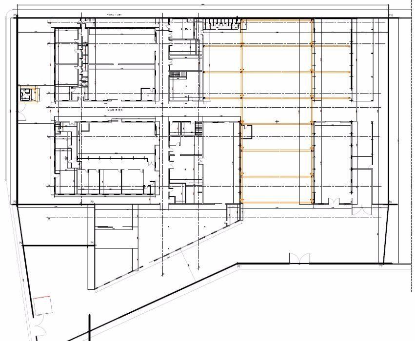 ARRENDA-SE Armazéns de 3 000 m2com escritórios no Bairro de Mavalane