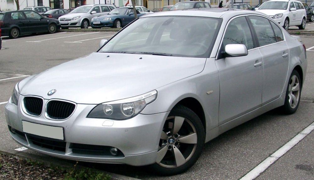 BMW Е60 525 / 530 дизел и бензин / БМВ Е60 НА ЧАСТИ