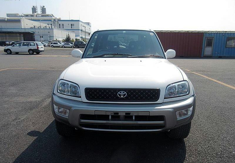 Toyota Rav4 disponível