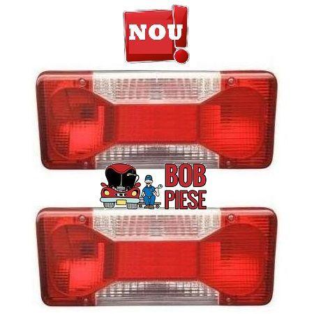 Dispersor / sticla lampa spate tripla Iveco Daily Eurocargo Model Nou