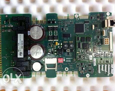 Плата процессора пароконвектомата RATIONAL