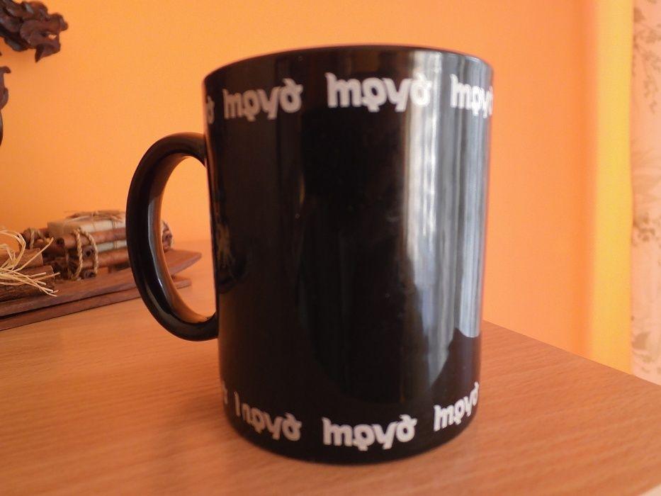 10 броя големи черни чаши за кафе/чай/мляко и др.