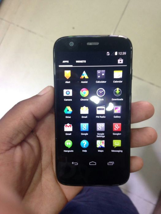 Motorola G 16gb bem novo fora da caixa