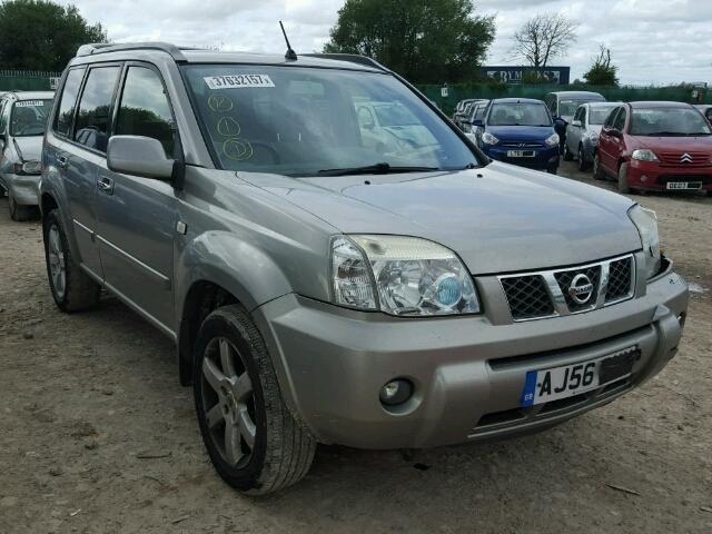 Dezmembrez Nissan X-Trail 4x4, X Trail 2006, T30 2.2 tdi