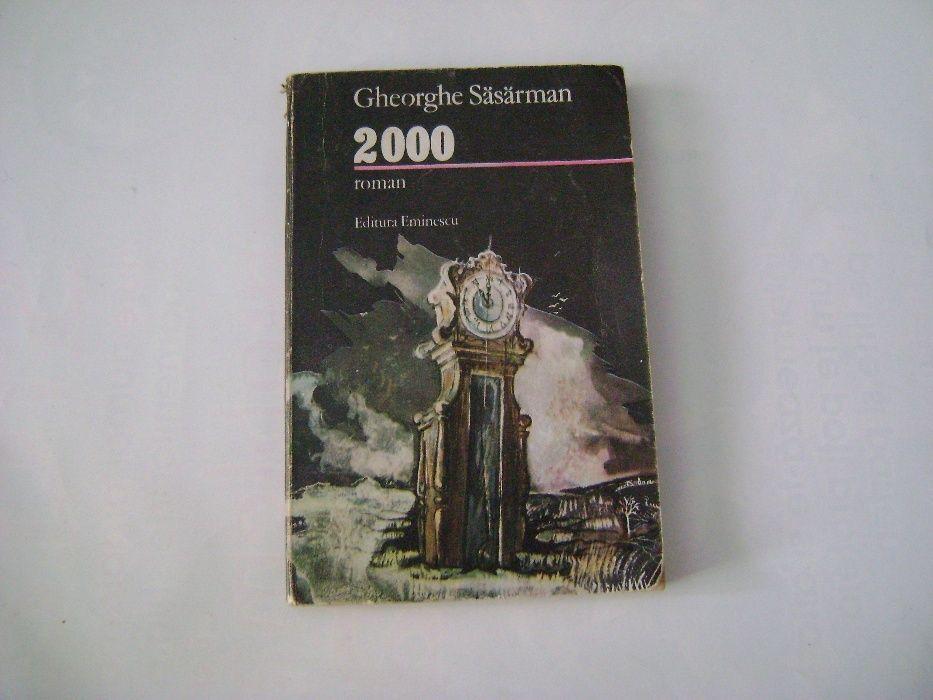 Lot 4 cărţi S.F.
