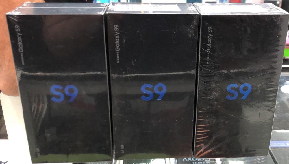 Samsung galaxy S9 Duos 64GB selados