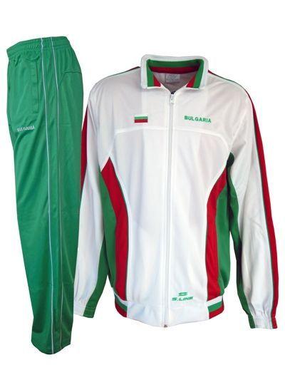 Спортен екип България знаме