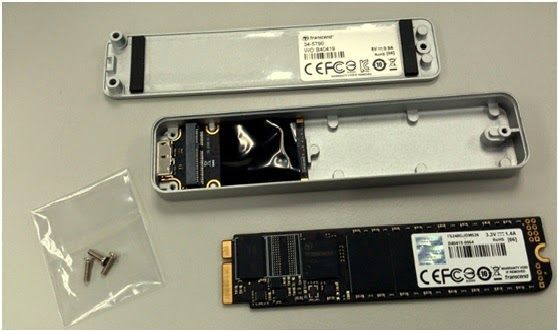 SSD Диски для MacBook Pro и MacBook Air в Алматы