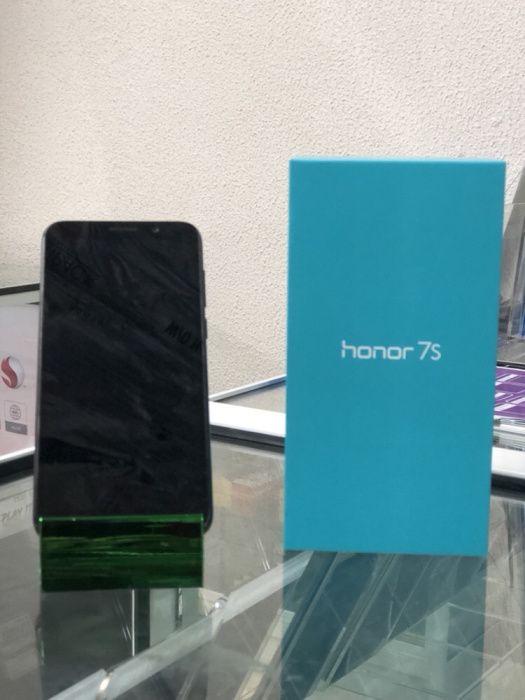 HONOR 7S selado na caixa