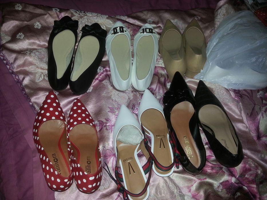 Sapatos femininos Chegaram Agora do Brasil