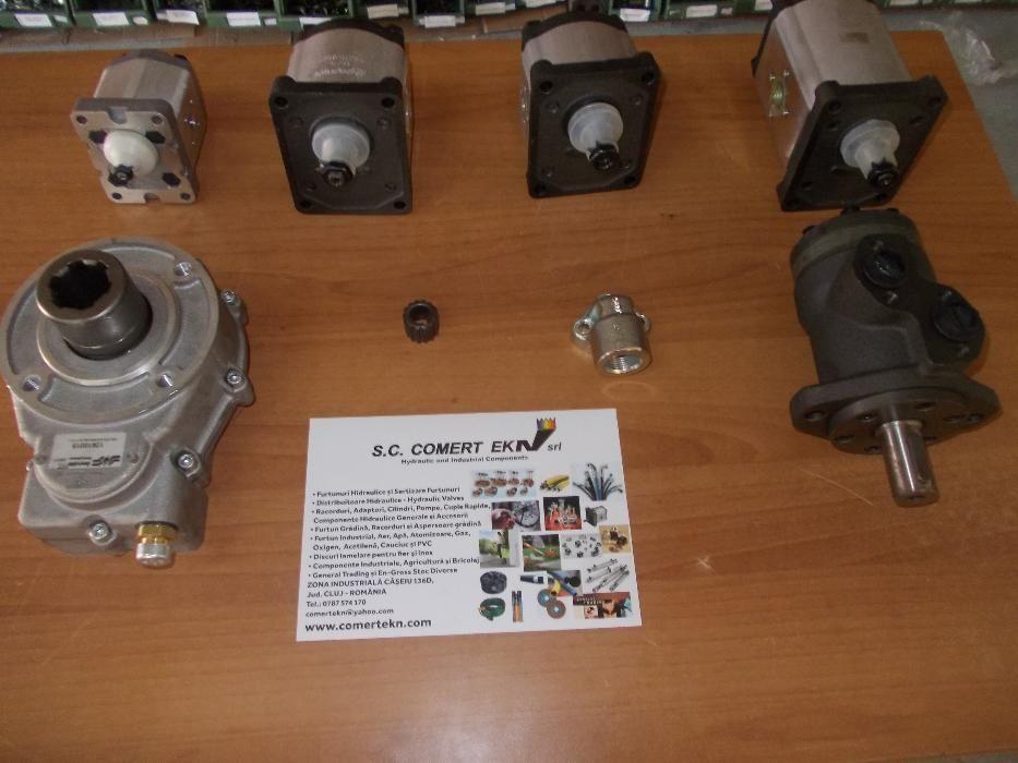 Pompa hidraulica - Pompe hidraulice