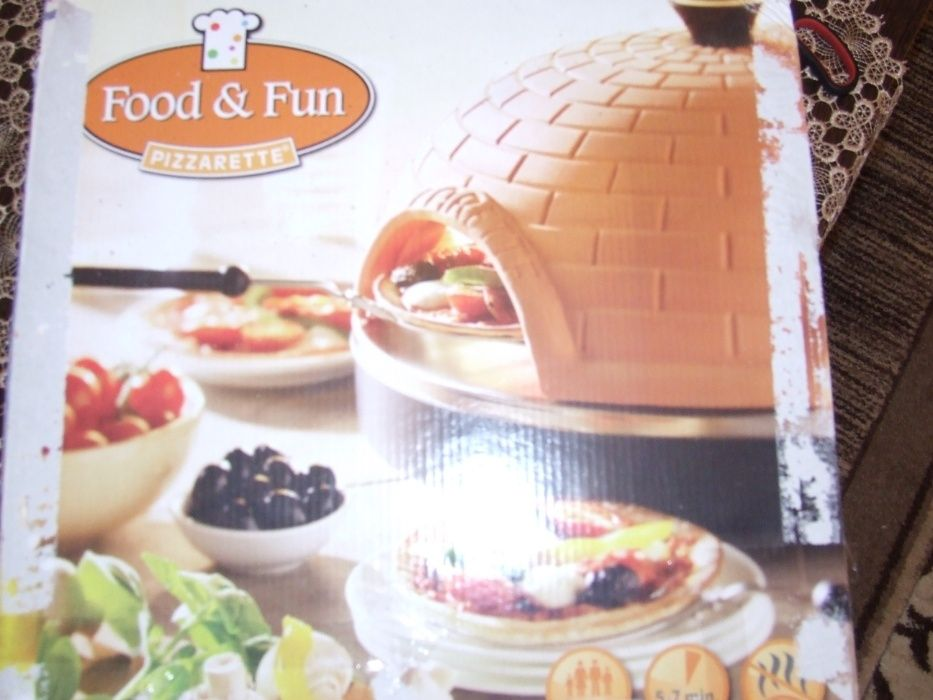 Mini cuptor pizza