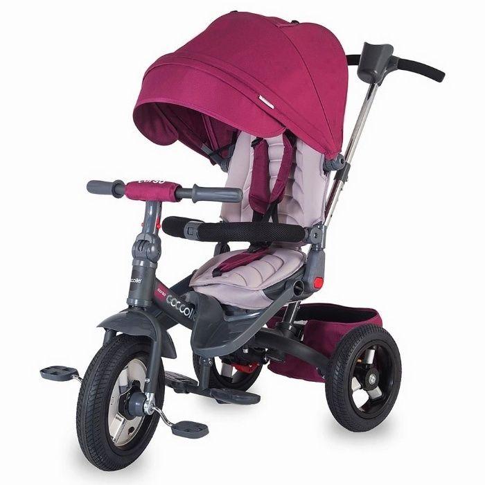 Tricicleta Coccolle Corso multifunctionala noua garantie 2 ani factura