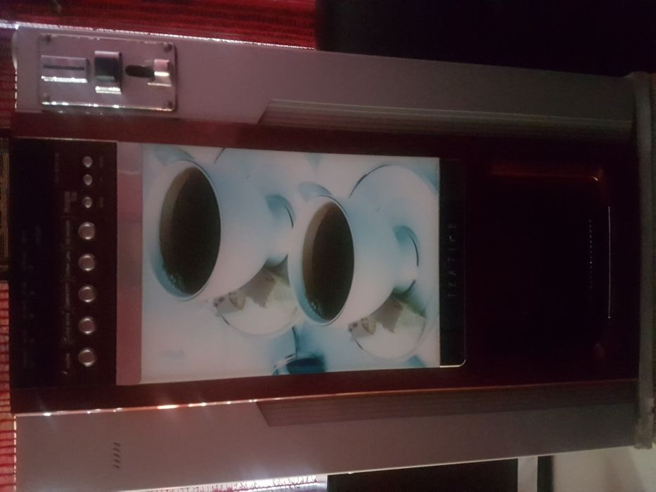 Кофе аппарат