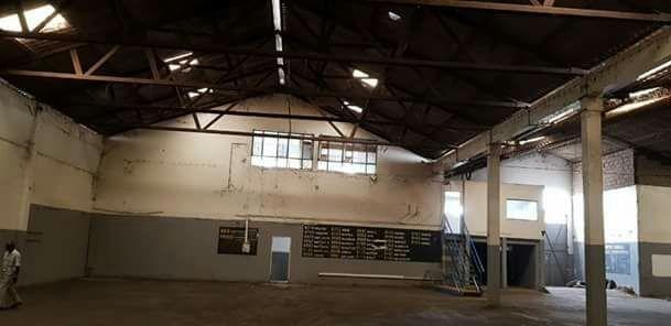 Complexo de armazéns