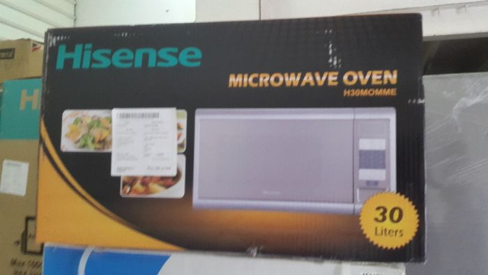 Microondas hisense