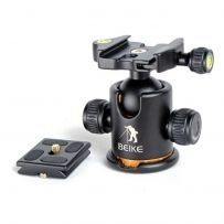 Cap video BEIKE 03 Camera Tripod Ball Head Ballhead with Quick Release