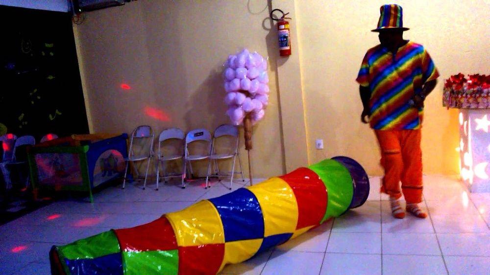Animação de festas infantis