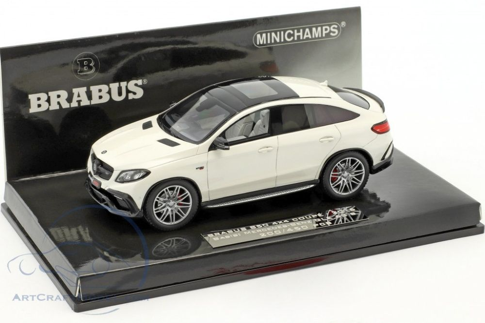 Minichamps .1:43 Brabus 850 4x4 Coupe Mercedes-Benz AMG GLE