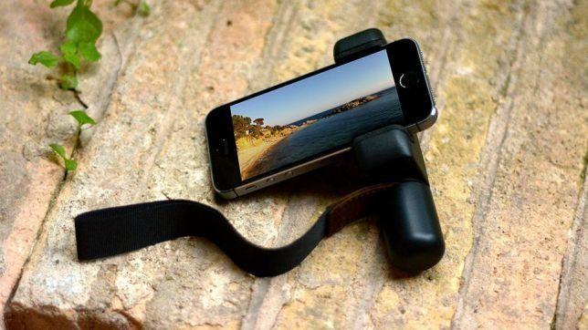 Shoulderpod S1 Smartphone Grip - trepied/monopod/suport telefon nou