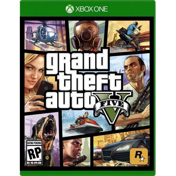 GTA 5 Grand Theft Auto 5 original Xbox One