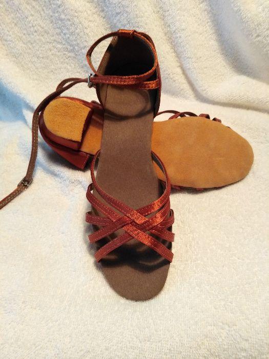 обувки(момиче) за спортни танци,салса,кизомба,танго-сате гр. София - image 3