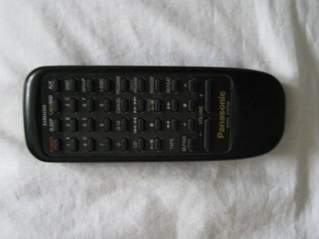 Telecomanda originala PANASONIC eur 644340 technics audio receiver