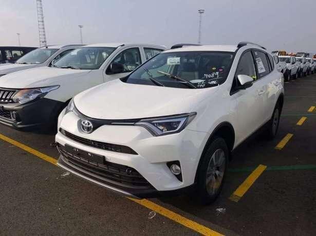 Toyota Rav4 Moderno