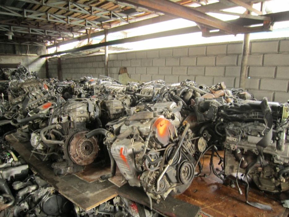 Двигатель H25A на Сузуки Грант Витара 2.5 л