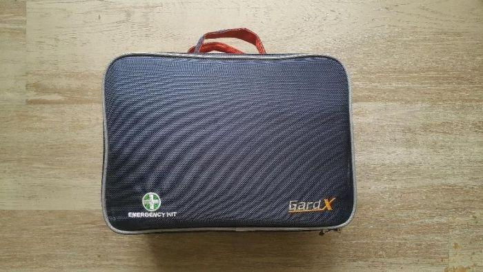 Trusa Medicala Gardx + Gardx Kit Curatare Auto