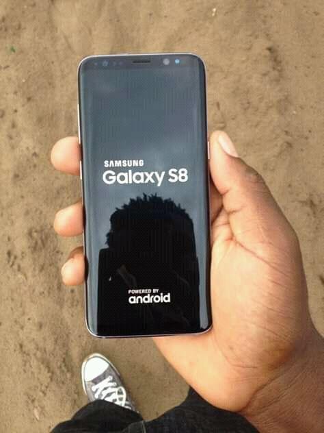Galaxy s8 Super Limpo