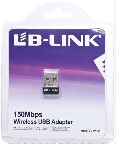 LB-Link 150Mbps wireless USB adaptador