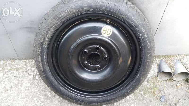 резервна гума патерица 145/70/17 5x114.3 17цола мазда, хонда и др.