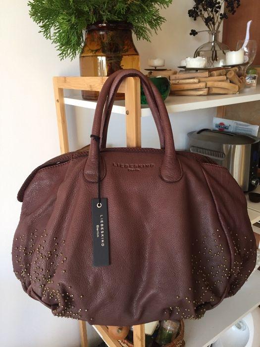 Люксозна немска чанта Liebeskind