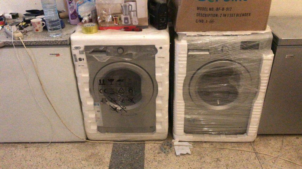 Máquinas de lavar roupa Defy 7kg novas