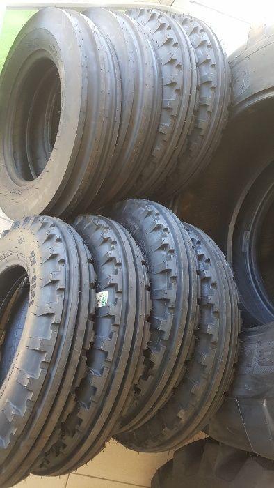 Cauciucuri noi 5.50-16 cu 6 pliuri anvelope de tractor fata R16 Oradea - imagine 5