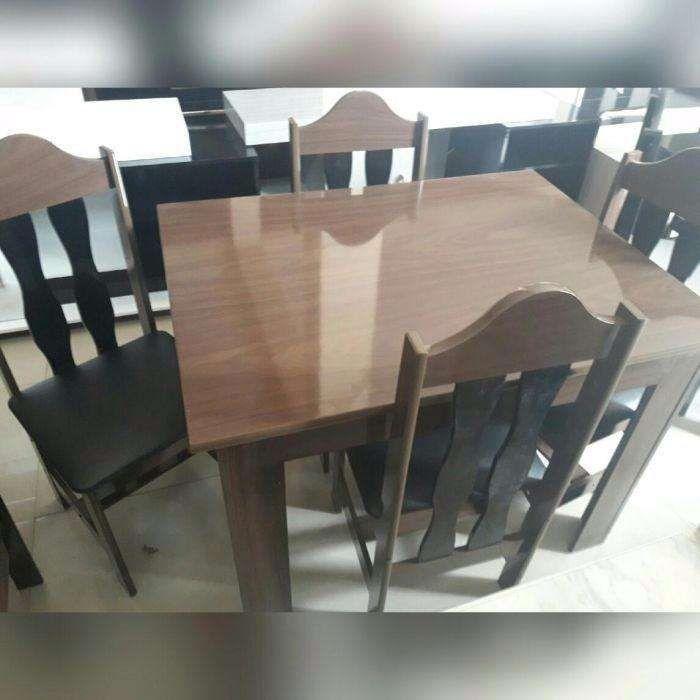 Mesa de jantar com 4 cadeira Produtos novos na-caixa,Fazemos entrega
