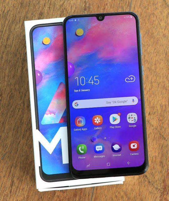 Samsung M30 64GB/novo na caixa!