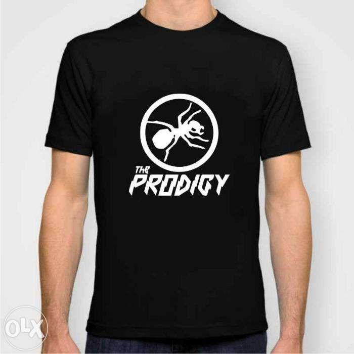 Tricou Prodigy Rock Punk cadou