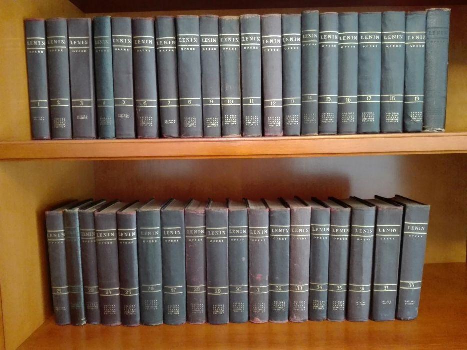 Colectie 38 volume Opere Lenin