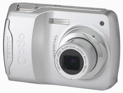 Camera foto Aparat digital Pentax Optio E30 + card + husa