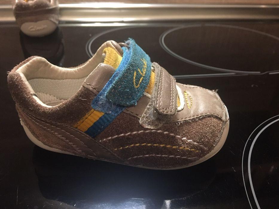 Бебешки обувки Clarks 3F гр. София - image 2