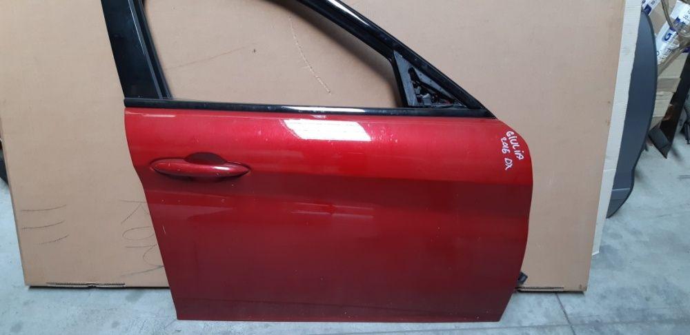 Usa dreapta fata Alfa romeo Giulia 2016