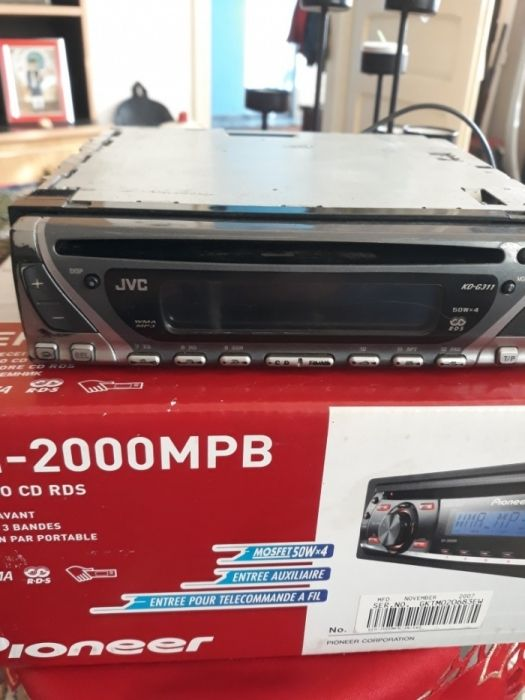 Vand mp3 jvc perfect functional