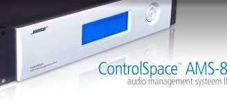 Bose AMS8 control space