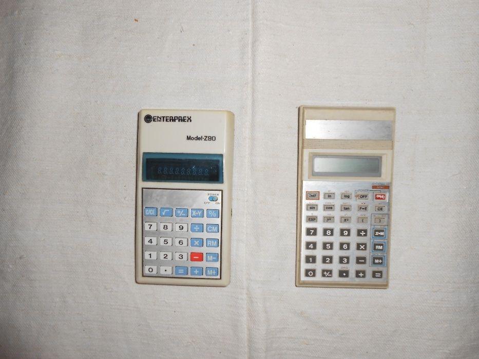 calculatoare vechi vintage anii 80