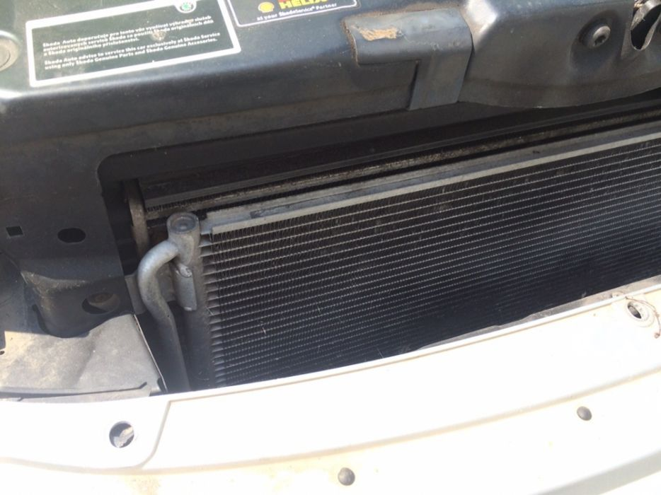 Radiator Apa AC Intercooler Passat B6 Golf 5 Skoda Octavia 2