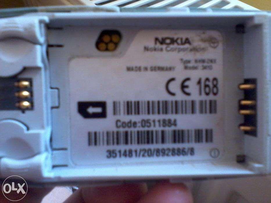 Nokia 3410 Germania