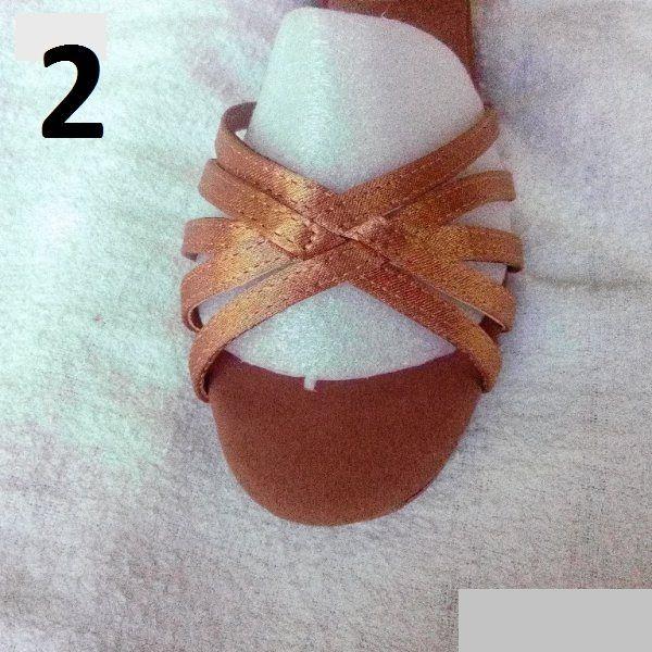 обувки(момиче) за спортни танци,салса,кизомба,танго-сате гр. София - image 4
