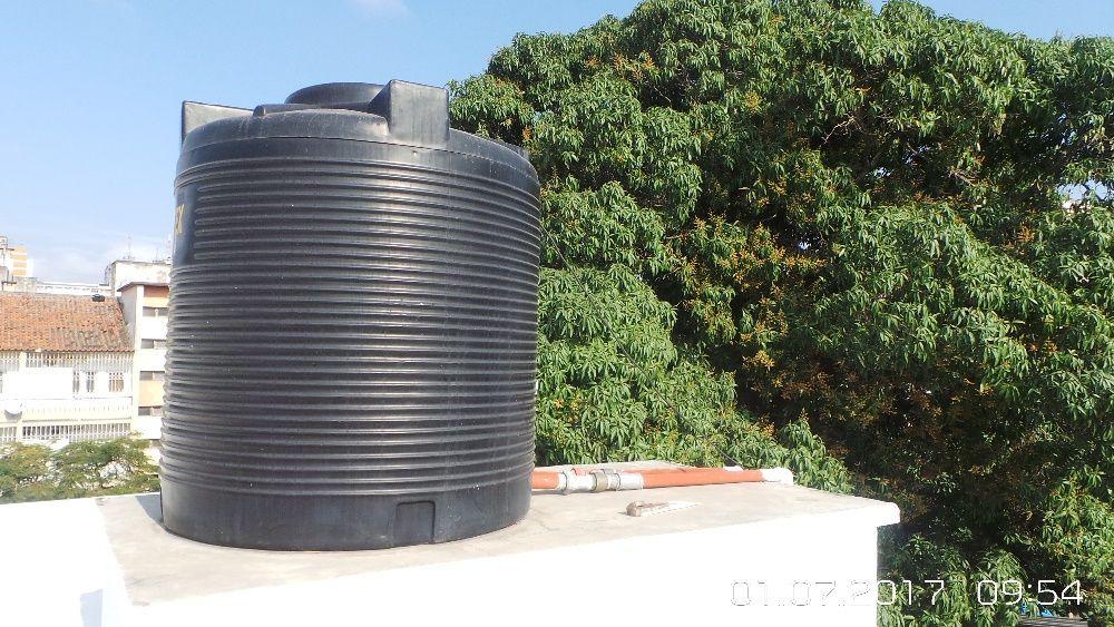 limpesa de tanques de agua
